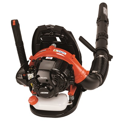 ECHO 25.4cc BACKPACK BLOWER, LOW NOISE