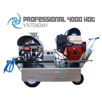 VORTEXX 4000PSI Hot Unit